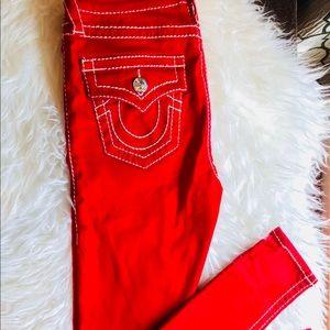 Super skinny True Religion jeans